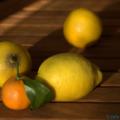 Tarte citron-bergamote au yaourt de brebis, sans blé, sans lait de vache