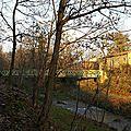 [Drôme] le long de la Véore en automne...