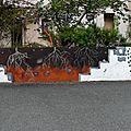 Peinture murale au lycée lomet (agen)