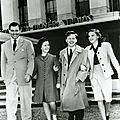 1941, Les jeunes idoles de la MGM