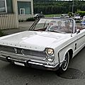 Plymouth fury iii convertible-1966