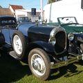 Chenard et walcker y3 roadster 1920