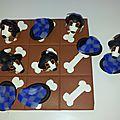 Défis: morpion bouvier bernois
