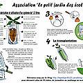 3.Système écologique et recyclage de bouteilles en plastiques