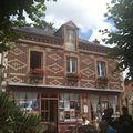 Chez Monet, à <b>Giverny</b>