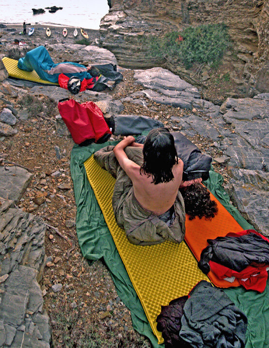 Bivouac côte Est de Skopelos — P1010421