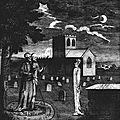 Le fantôme, esprit du royaume des morts