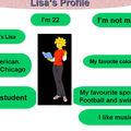 <b>Students</b>' Profiles: بطاقة تعريف شخصية