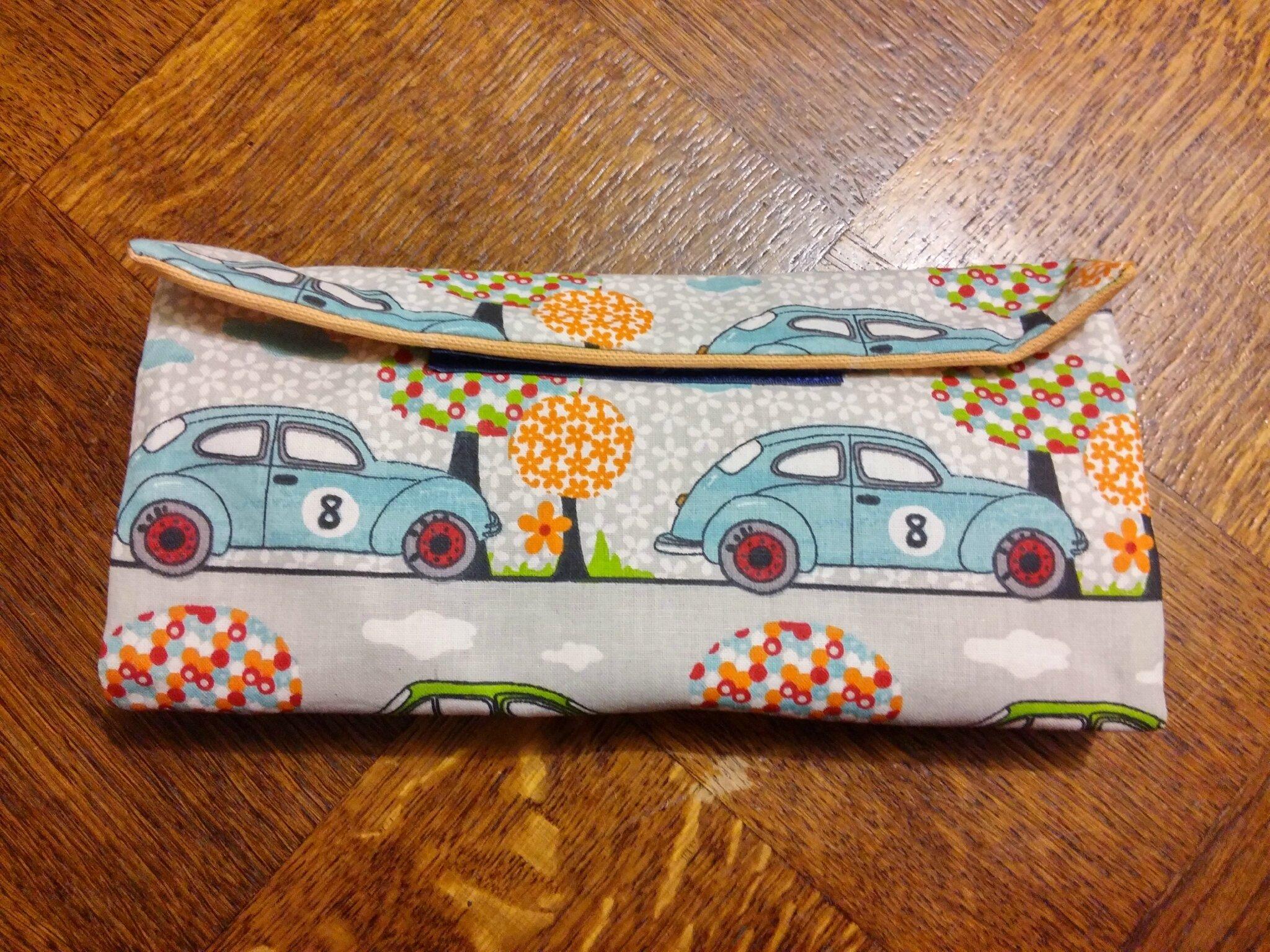 Pochette pour voitures