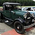 <b>Ford</b> model <b>A</b> roadster pickup 1928-1929
