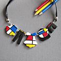 Shopping avec Piet Mondrian