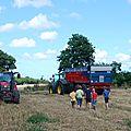 Une année à la ferme # 207 - août 2013