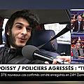 <b>Policiers</b> attaqués à Poissy (78)