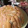 La charlotte aux biscuits de reims