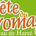 Fête du Fromage Belge Château d'Harzé