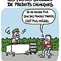 environnement pesticide humour