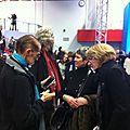 militants meeting de reims F. Hollande