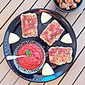 ...Poisson pané, <b>ketchup</b> maison de Cyril Lignac dans Tous en cuisine...