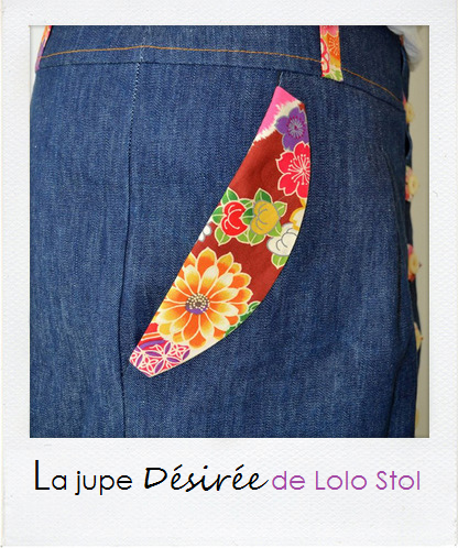 La jupe Désirée de Lolo Stol 2