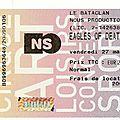 Eagles of Death Metal - Vendredi 27 Mars 2009 - Bataclan (Paris)