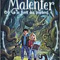 <b>Malenfer</b>, la forêt des ténèbres - Cassandra O'Donnell (Flammarion)
