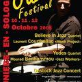 Jazz, blues : les concerts d'octobre en région centre