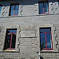 Écoles communales, Besse-en-Chandesse/France, Auvergne *Lloas