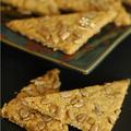 Crackers rustiques