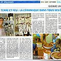 Merci au journal <b>Calanques</b> !!!