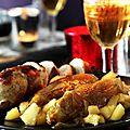 Endives glacées à la normande, une recette du topchef steven ramon