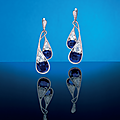 An important suite of Burmese sapphire and diamond <b>jewellery</b>, by Forms