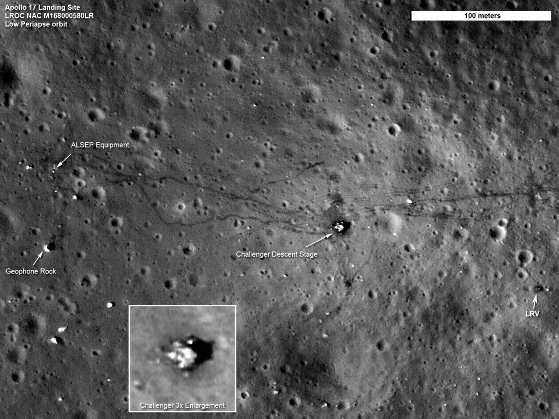 2 cas de figure qui démontrent l'intérêt de la conquête spatiale
