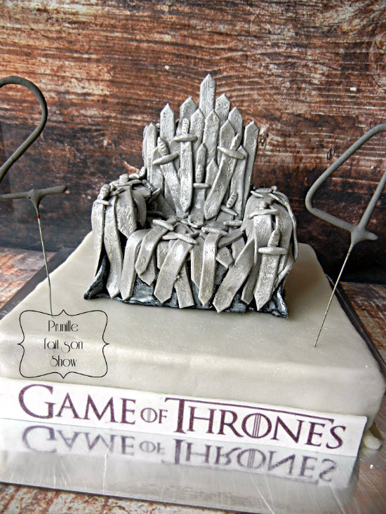 gateau game of throne prunillefee 3
