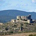 Chateau d'aguilar (tuchan (11))