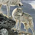 La mort du Loup (<b>Alfred</b> de Vigny)