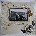 Pour l'amour du scrap fév2012 : page concours