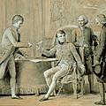Des manuscrits de portalis sur la révolution française