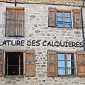 La <b>Filature</b> des Calquières de Langogne
