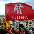 Nouvel An Chinois - Bruxelles.