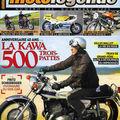 Moto légende n°206