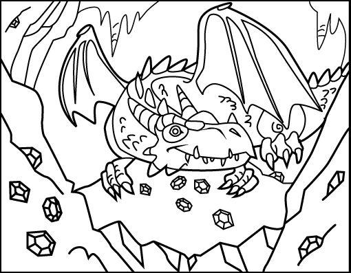 dragon-encrage