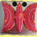 Les gâteaux papillons