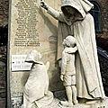 Charles-Henri Pourquet, sculpteur de monuments aux morts