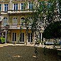 Hôtel particulier parisien.