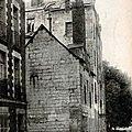 Nantes - Hôtel ancien