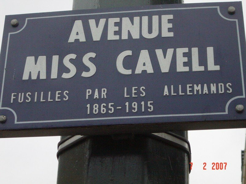 Avenue Miss Cavell