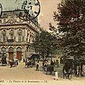 Le théâtre de la Renaissance est une salle de spectacle parisienne située boulevard Saint-Martin (10e arr