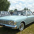 Amc rambler classic 4door sedan 1964