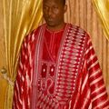 Grand boubou homme
