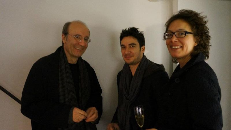 Philippe Geluck, Stanislas Gaury, Valérie Delmée